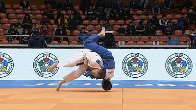 Judo Grand Slam Jeju 2015