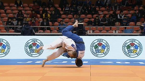 Jeju Grand Prix: Galbadrakh strikes maiden gold