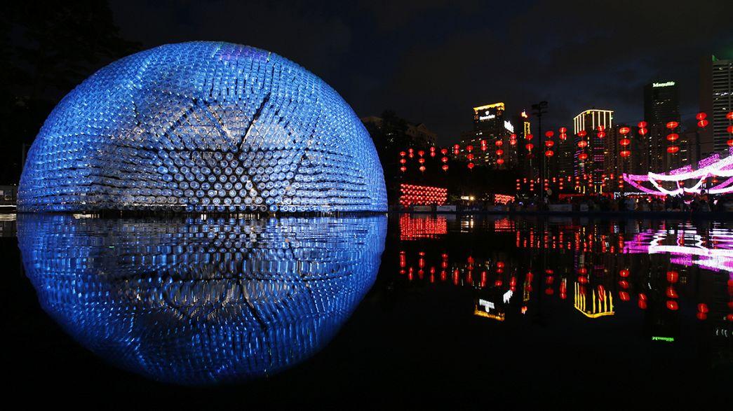 Datenübertragung der Zukunft: Optisches WLAN per LED-Lampe