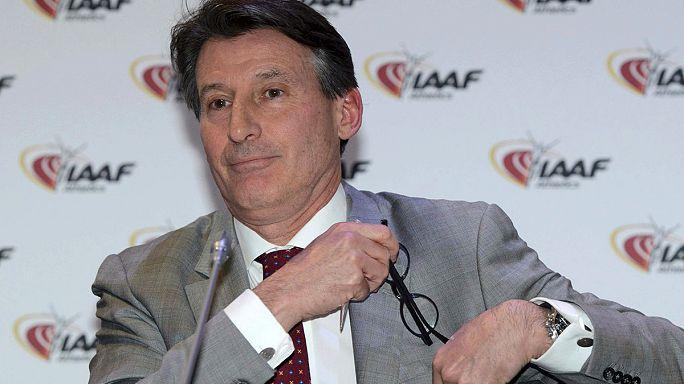 رئيس الاتحاد الدولي لألعاب القوى سيباستيان كو يستقيل من منصف سفير شركة نايكي