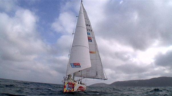Güney Yarımküre'de dalgalara karşı 8 bin kilometre