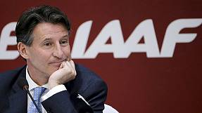 IAAF President Coe gives up Nike ambassadorial role