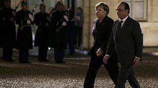 L'Allemagne en soutien de la France contre l'EI