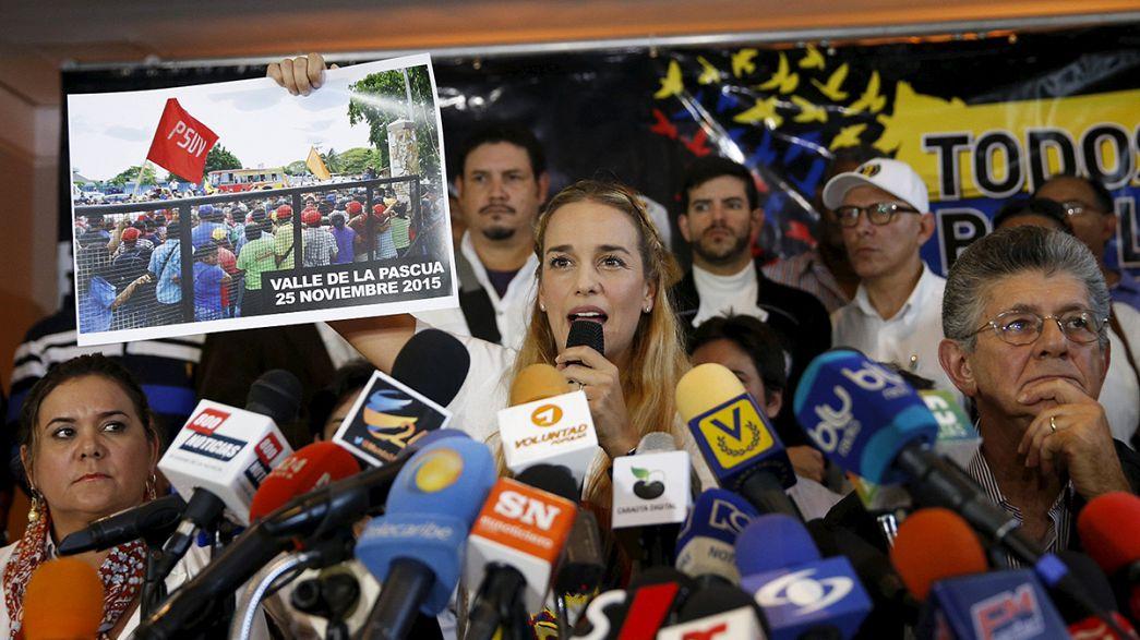 """Venezolanischer Politiker """"Opfer von Bandenkriminalität"""""""