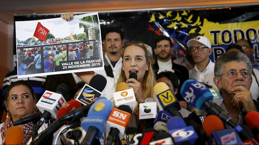 فنزويلا: مقتل زعيم معارض بالرصاص خلال اجتماع انتخابي