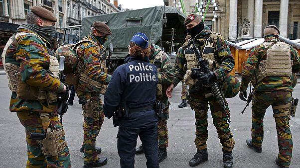 Bélgica sigue centrando la atención tras los ataques de París