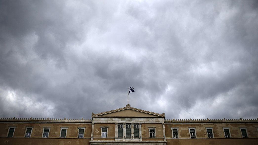 Grecia cayó un 0,9% en el tercer trimestre, más de lo anunciado inicialmente