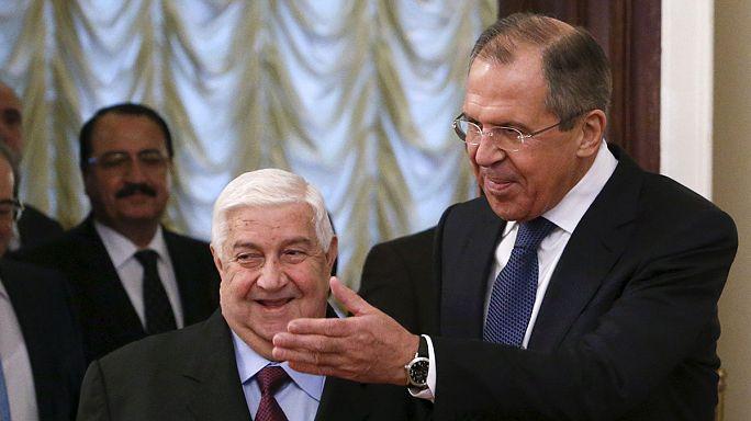 Oroszország és Szíria erősíti viszonyát