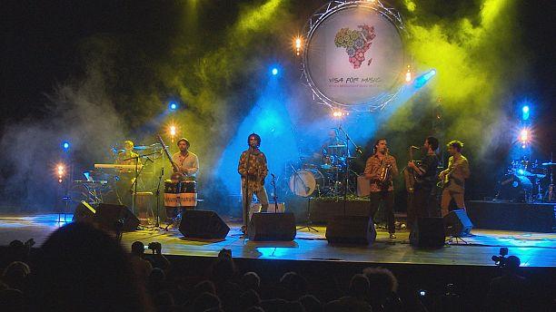 Visa For Music rocks Rabat