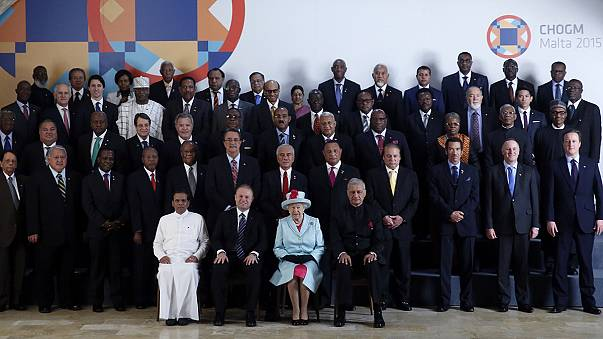 Commonwealth Ülkeleri'nin liderleri Malta'da bir araya geldi