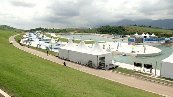 Olimpia 2016 - Átadták az egyik helyszínt
