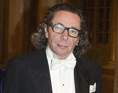 Jean Claude Arnault attends the Kings Nobel dinner at the Royal Palace in Stockholm.
