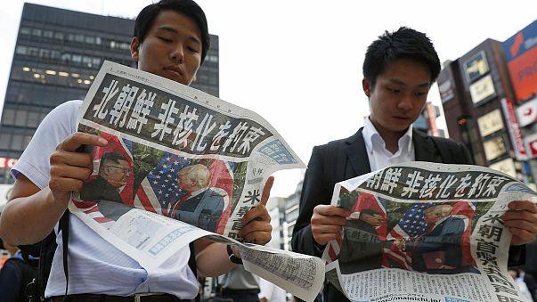 Image: Japan's Mainichi Shimbun newspaper