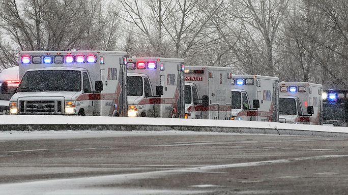 ABD'de aile planlaması merkezine silahlı saldırı: 3 ölü, 9 yaralı