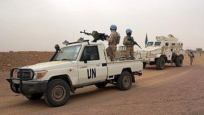 Mali: mueren dos cascos azules guineanos y un civil en un ataque contra una base de la ONU en Kidal