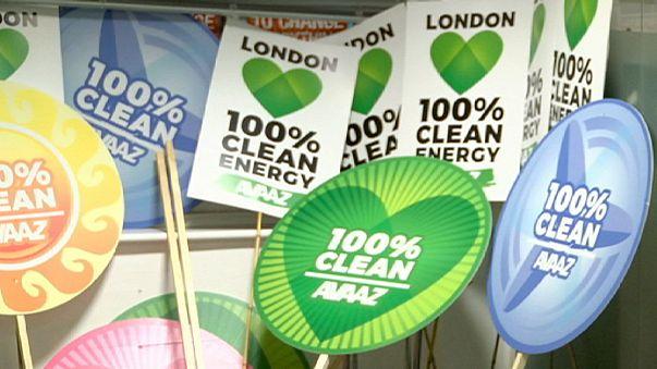 A Londra è tutto pronto per la Grande Marcia Globale per il clima