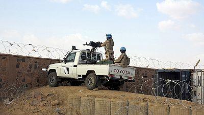Mali: Ataque com morteiros contra base de capacetes azuis da ONU