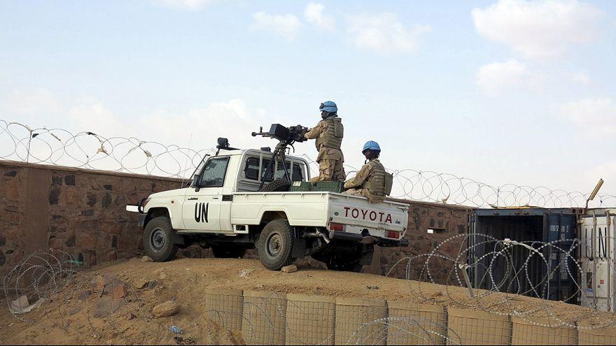 Mali: rocket attack on Kidal UN base kills 3, injures 20
