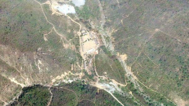 Image: Punggye-Ri