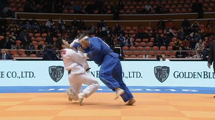 Belkıs Zehra Kaya Jeju'da gümüş madalya kazandı