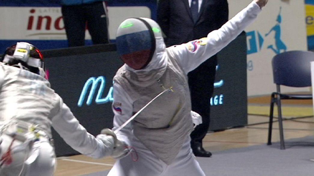 Alice Volpi gewinnt World Cup in Turin