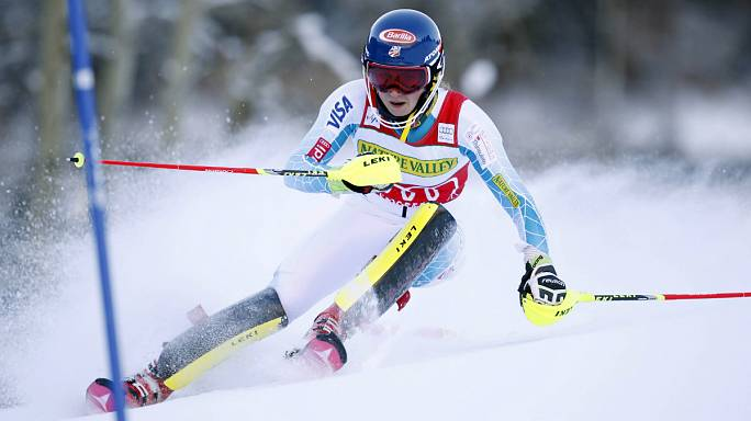 Mikaela Shiffrin bounces back in Colorado