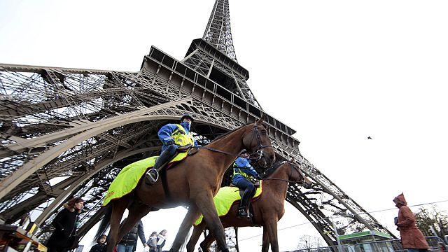 BM İklim Değişikliği Zirvesi öncesi Fransa'da 24 kişi ev hapsinde