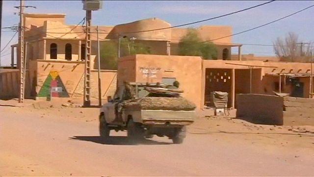 Mali'deki BM üssüne saldırıyı Ensar Dine terör örgütü üstlendi