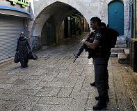 Deux attaques au couteau à Jérusalem: un agresseur palestinien tué, l'autre arrêté