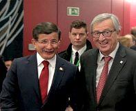 EU seeks Turkish help to solve migration crisis