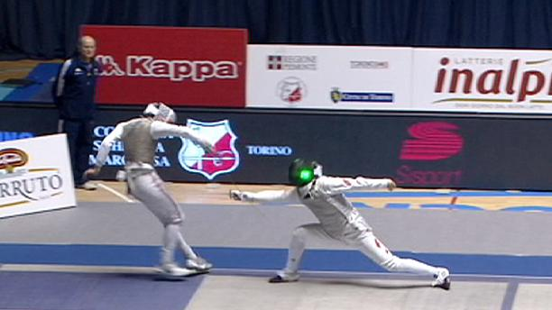 Ma Jianfei proves too strong for Kruse in Turin