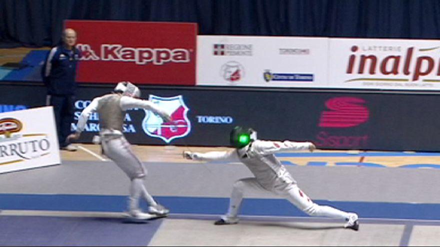Esgrima: Ma Jianfei vence mundial masculino em Turim