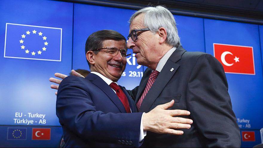 EU und Türkei vereinbaren gemeinsamen Aktionsplan