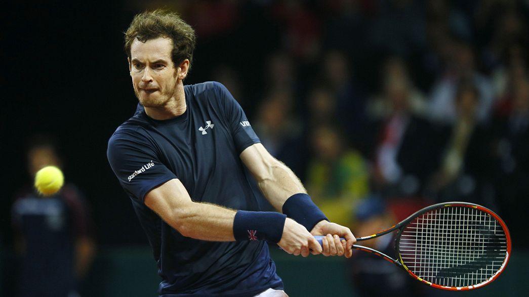 Murray führt Großbritannien zum Davis-Cup-Triumph