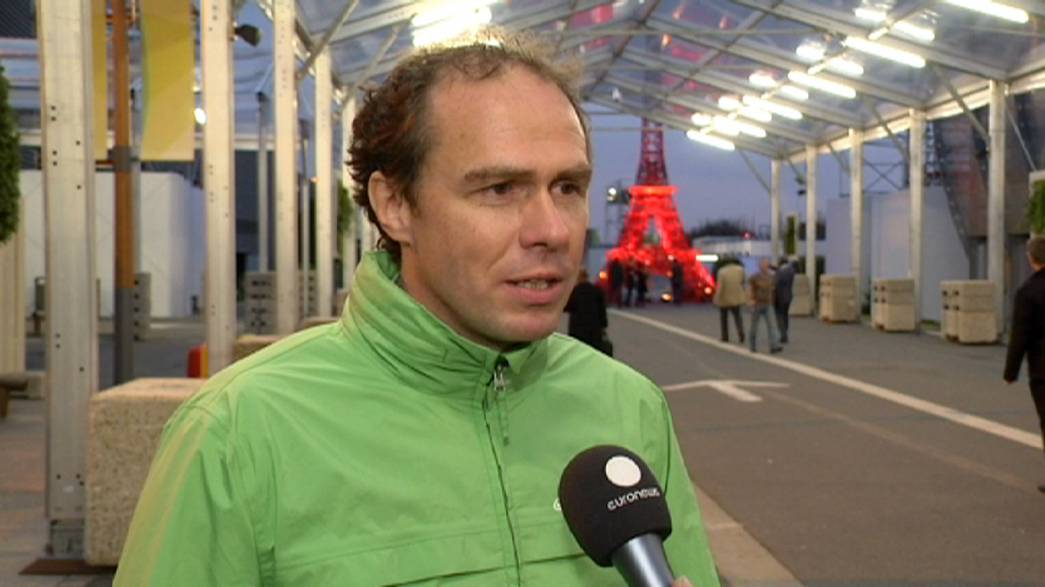 Paris summit has 50-50 chance of success - Greenpeace climate chief