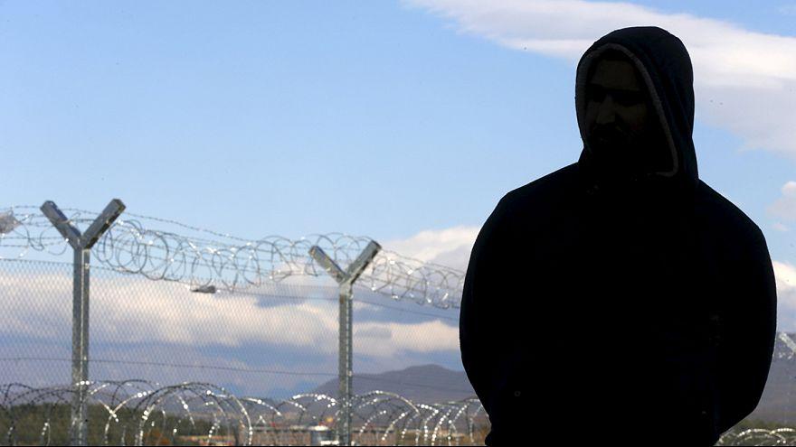 احداث دیوار آهنین بطول سه کیلومتر در مرز مقدونیه و یونان