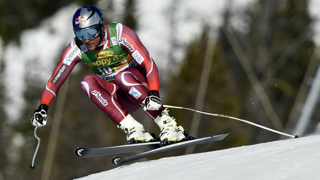 Svindal's comeback inspirational Shiffrin superb and very fast