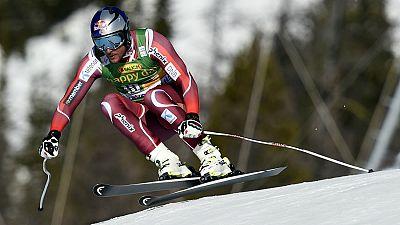 Aksel Lund Svindal ha vuelto