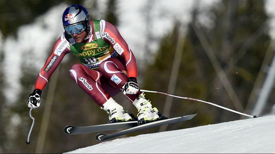 Doppiette per Aksel Lund Svindal e Mikaela Shiffrin, l'azzurro Fill ancora sul podio