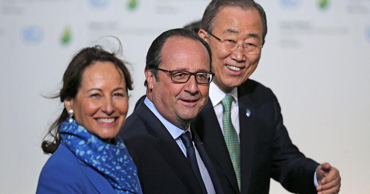 تحديات كبيرة في قمة باريس للمناخ