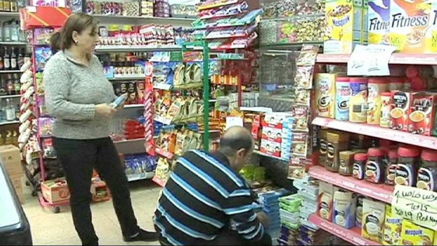 Israel suspends ties with EU bodies amid food labelling spat