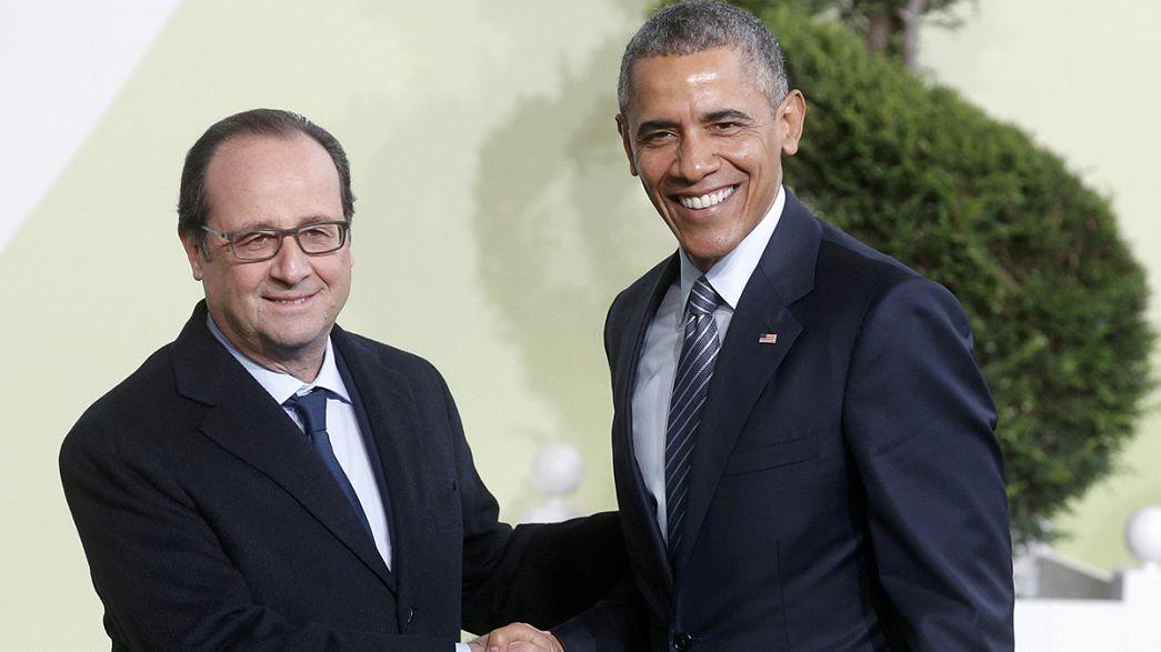 Al via a Parigi la Conferenza sul clima