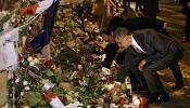 Obama pays tribute to Paris attacks victims