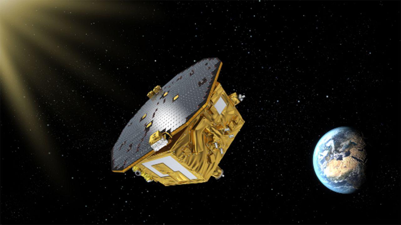 Rinviato (per un problema tecnico) il decollo della sonda Lisa Pathfinder