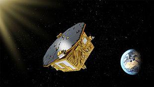 ESA's Lisa Pathfinder mission: the hunt for gravitational waves begins