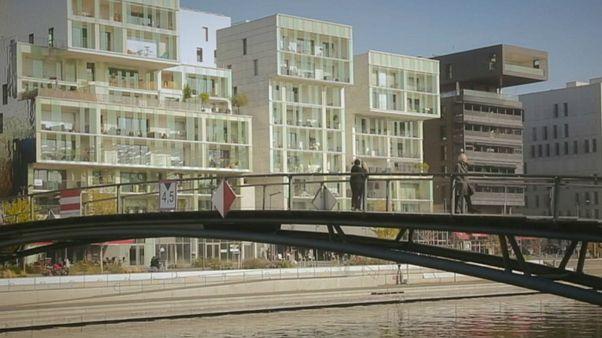 Confluence, el nuevo y futurista barrio de Lyon