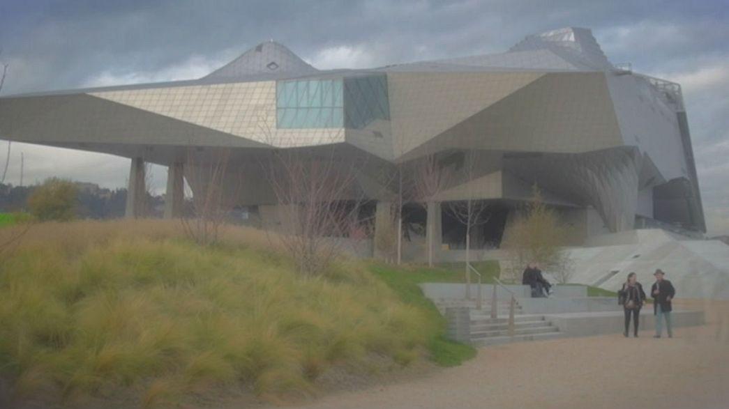 Новый музей Лиона расскажет об истории человечества