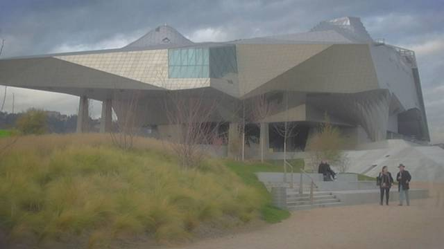 Postcards from Lyon: The Confluence Museum