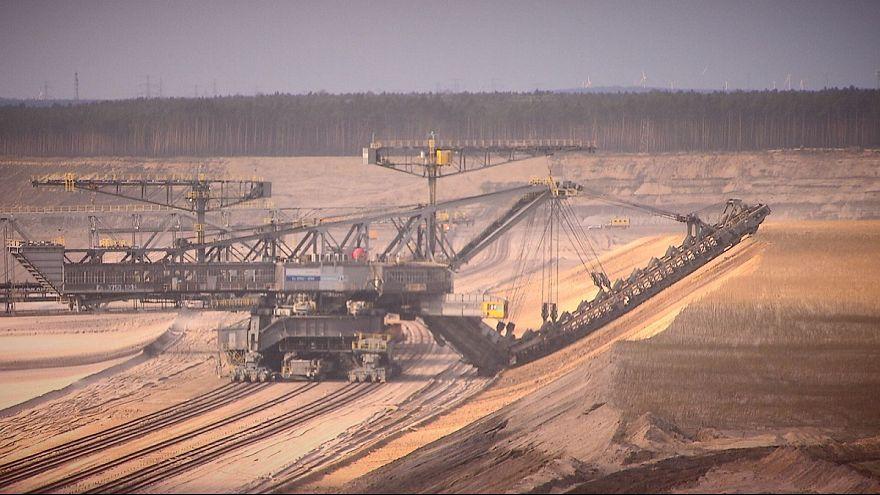 معادن روباز زغال سنگ در مرز آلمان و لهستان، آلاینده محیط زیست