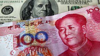 صندوق النقد الدولي يبحث ضم اليوان في سلة عملاته
